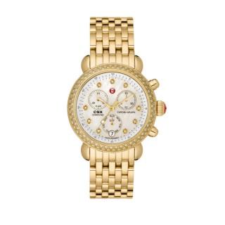Signature CSX-36 Diamond Gold, Diamond Dial Watch