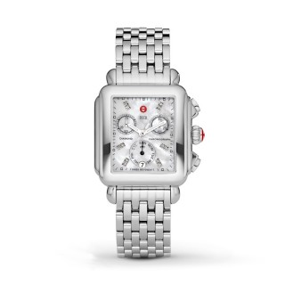 Signature Deco Non-Diamond, Diamond Dial Watch