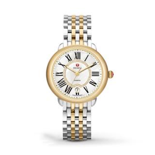 Serein 16 Two-Tone, Diamond Dial Watch