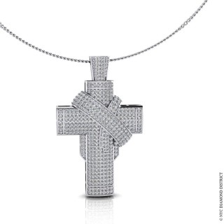 Savior Cross Pendant
