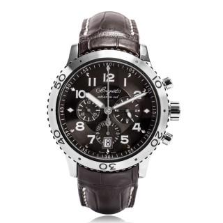 Breguet Watches - Type XXI Transatlantique Fly-Back Chronograph 42.5mm - Steel