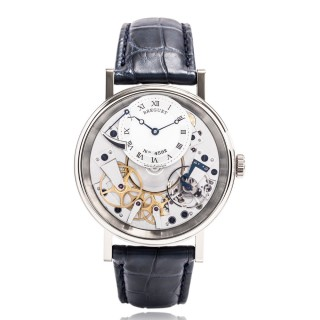 Breguet Watches - Tradition 40mm - White Gold