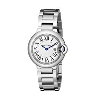 Cartier Women's W69010Z4 Ballon Bleu Stainless Steel Dress Watch