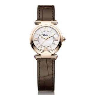 Chopard Watches - Imperiale Quartz 28mm Rose Gold