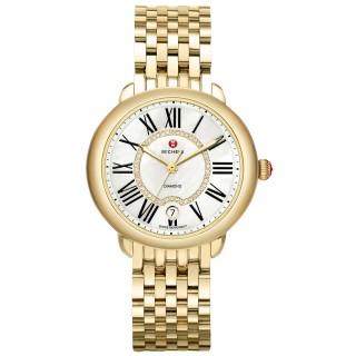 Serein 16 Gold, Diamond Dial Watch